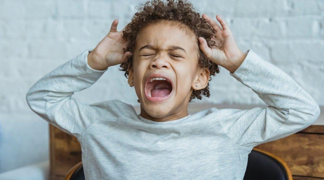 trouble sommeil chez les enfants